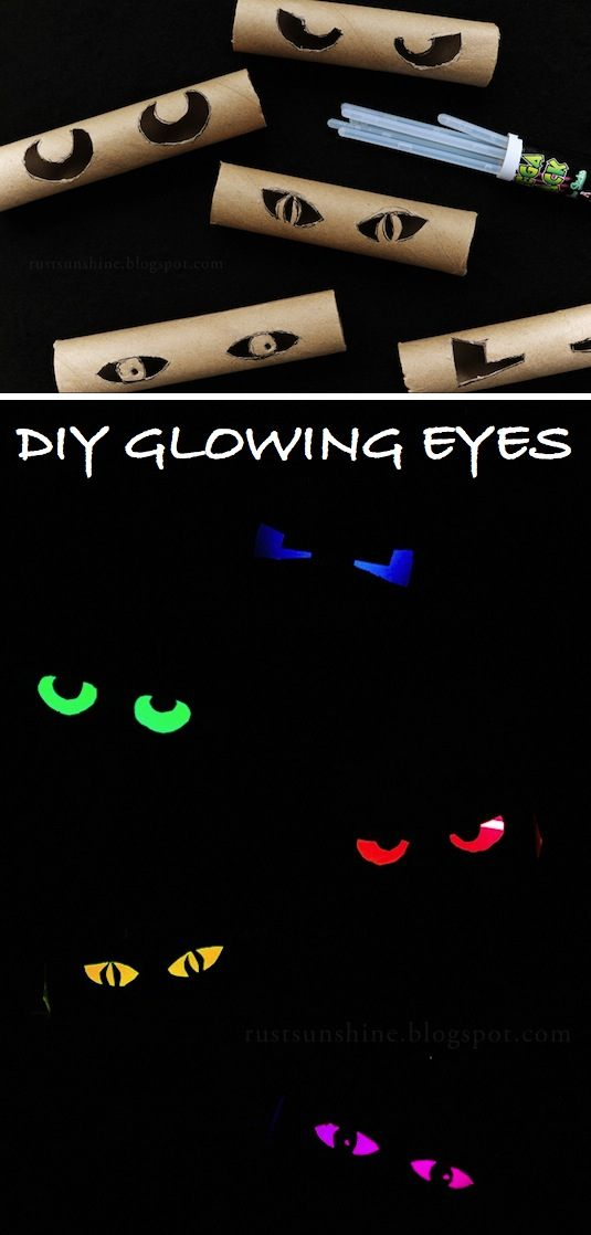 16-easy-but-awesome-homemade-halloween-decorations-glowing-eyes-1