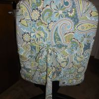 Up Cycled Computer Chair