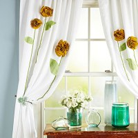 Cute Window Curtains