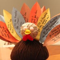 Easy Thanksgiving Day Crafts