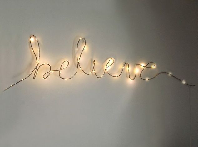 holiday-illuminated-wire-word-6