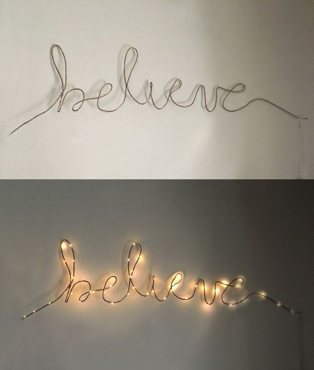 holiday-illuminated-wire-word-7