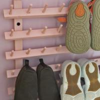Organizing Shoe Storage