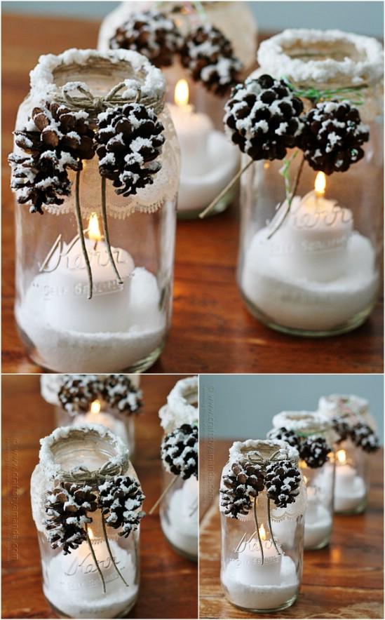 snowcapped-pinecones