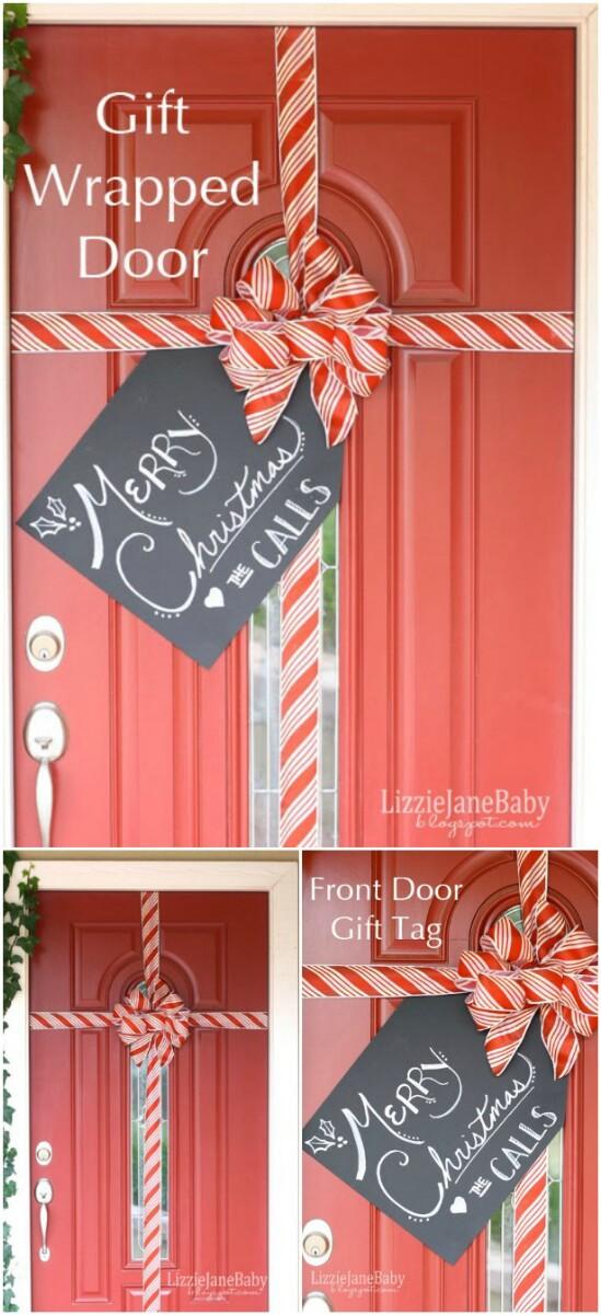 1-gift-wrapped-door