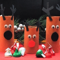 TP Christmas Crafts For Kids!