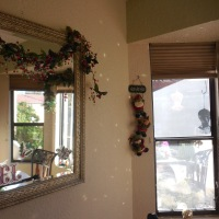 Window  Garland Sparkle