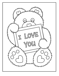 love-bear-coloring-page