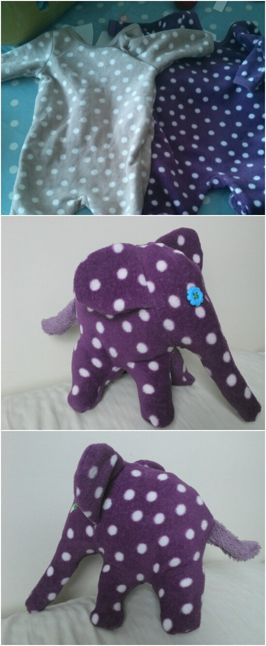 1-onesie-elephant-baby-clothes-projects-diyncrafts-1