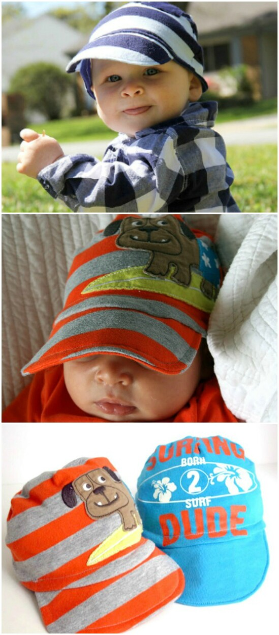 11-hats-baby-clothes-projects-diyncrafts