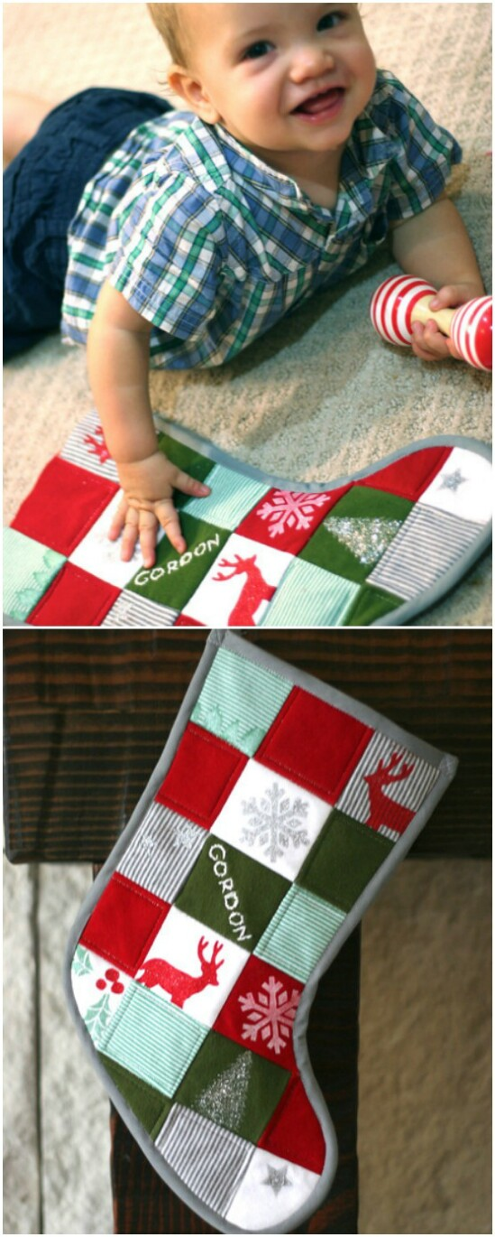 8-baby-stockings-baby-clothes-projects-diyncrafts
