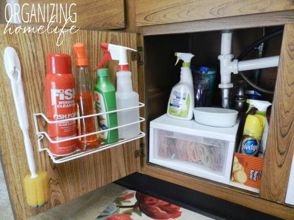 organizing-under-the-sink-kitchen
