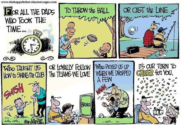 Fathers Day Cartoon Pictures Free Download Best Fathers Day Pictures (5)
