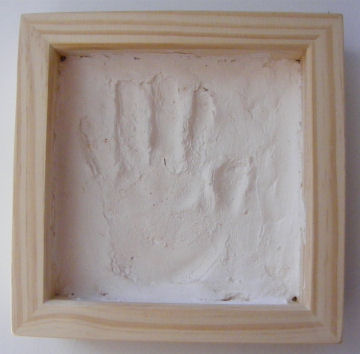 plaster-handprint-picture