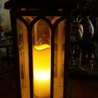 A Copycat and Lantern Makeover