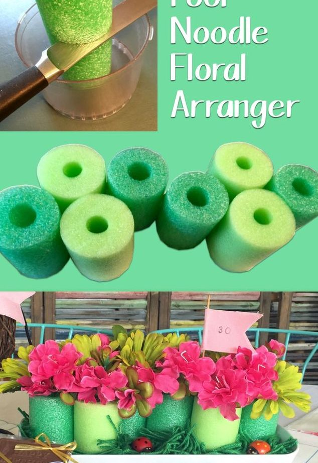 7-ways-to-diy-a-pool-noodle-crafts-diy-gardening