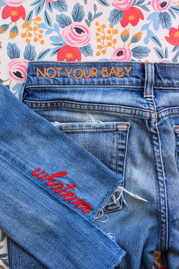 DIY-Denim-Embroidery
