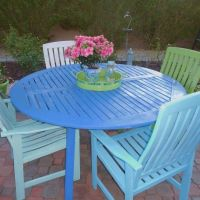 Patio Set Makeover
