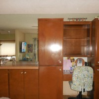 Refinishing F.R.Cabinets