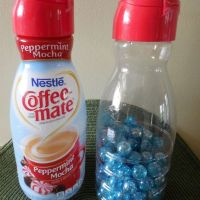Recycled Creamer Containers