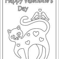Valentines Jokes, Games, and Coloring Pages