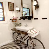 One-of-a-Kind Vanities UpCycled