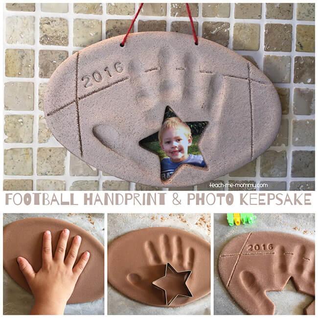 Football-Handprint-Photo-Keepsake