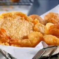 Ginger Ale Fish and Shrimp Fry