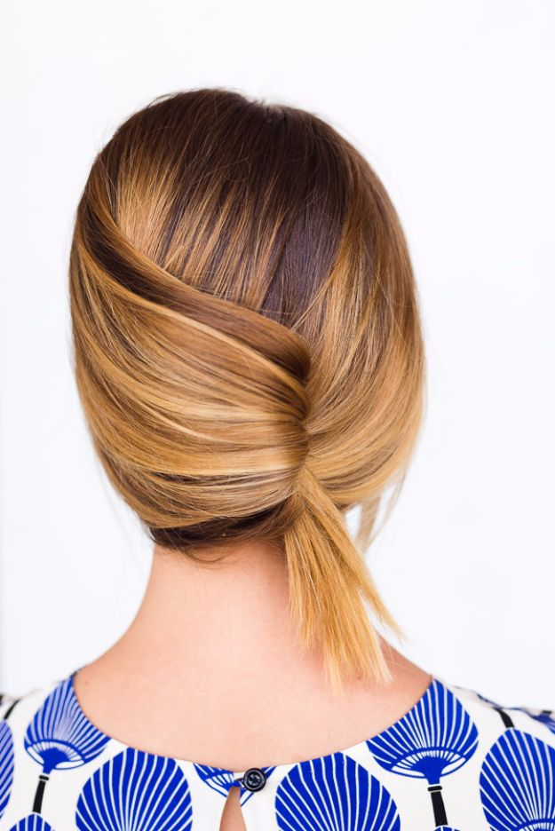 Casual-Summer-French-Twist