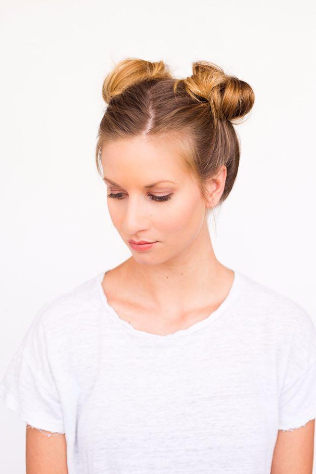 Double-Bun-Hair-Tutorial