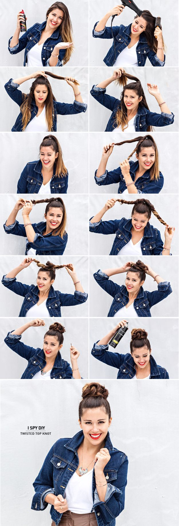 Twisted-Top-Knot