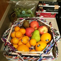 DIY Rolling Paper Project - II : Fruit Basket